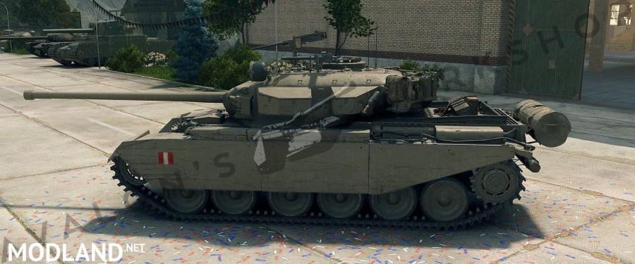 Avalon's Centurion Mk. 3 'Fireball' 1.5.1.0-0 [1.5.1.0]
